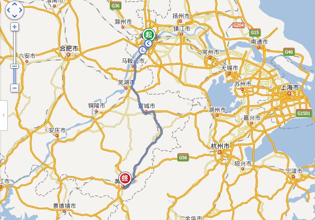 南京到黄山自驾游,南京到黄山自驾游路线