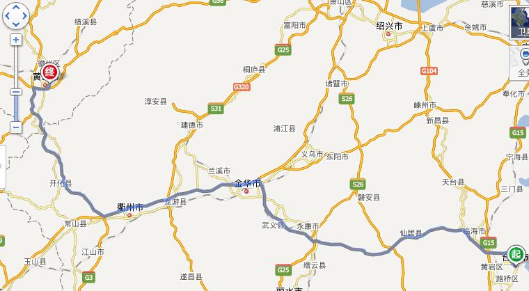 从台州到黄山现在是很方便的,台州到黄山市的距离约为470公里,全程仅需5小时,我站整理大致线路如下,供大家参考: 1. 台州市内驾车方案 1) 从起点向正西方向出发,沿环岛行驶170米,在第3个出口右转 2) 行驶90米,右转进入市府大道 3) 沿市府大道行驶810米,在白云桥稍向右转进入中心大道 4) 沿中心大道行驶1.