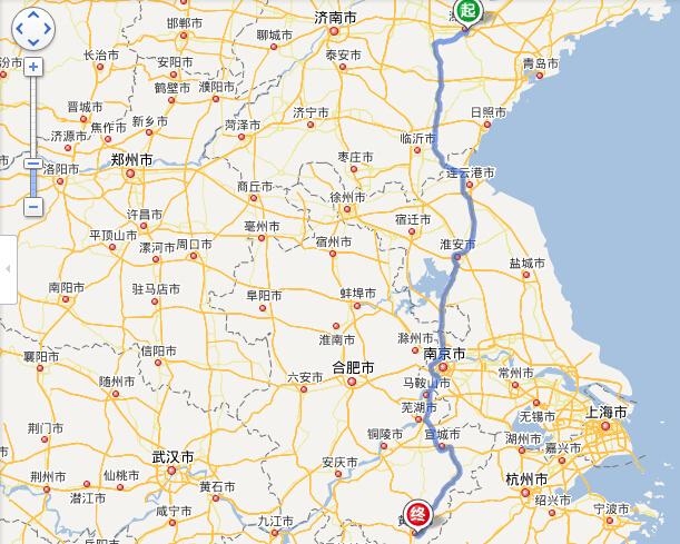 潍坊到黄山自驾游推荐路线