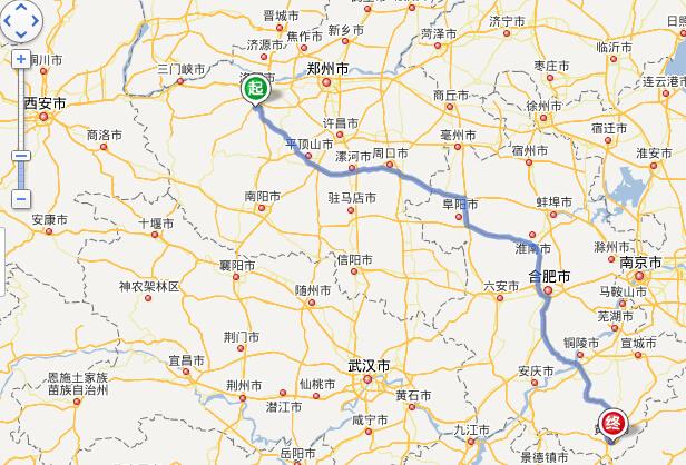 伊川地图全图高清版