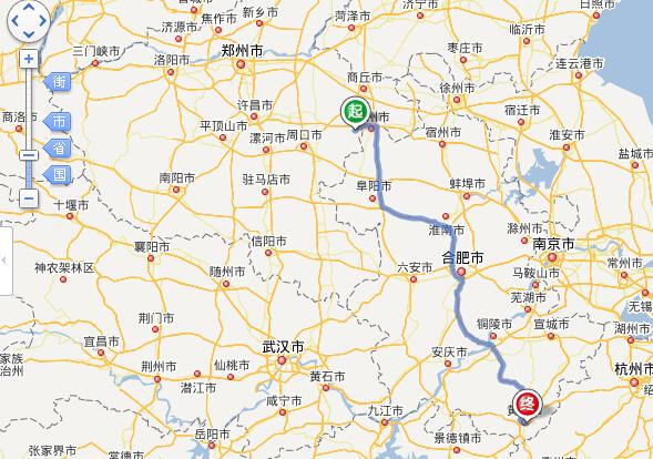 鹿邑地图高清晰
