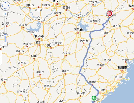 诏安城洲岛地图