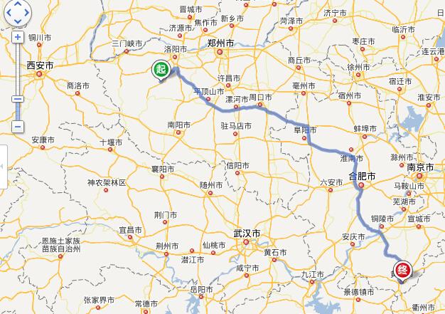 嵩县城市规划图