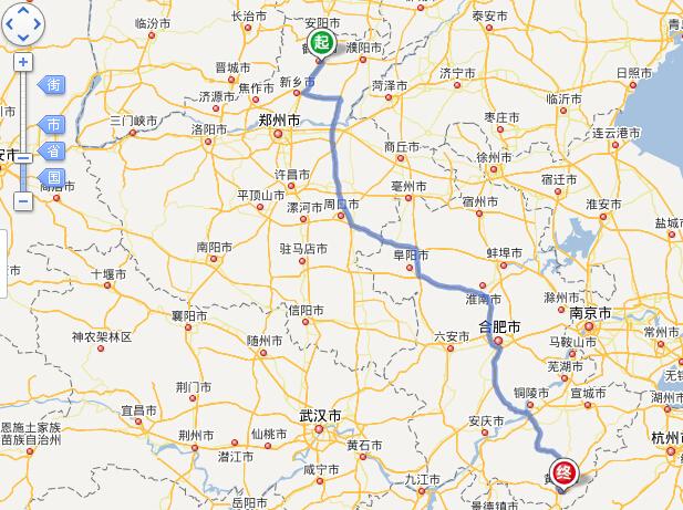 住在机场附近的酒店则可以到二号出口下,而如果直接前往黄山风景区的