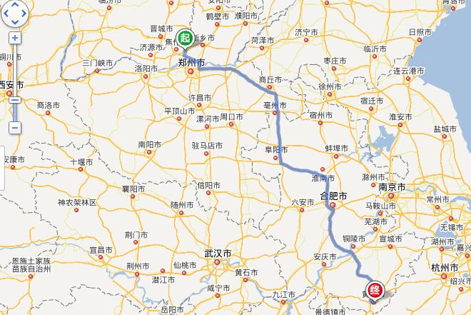 修武县乡镇地图