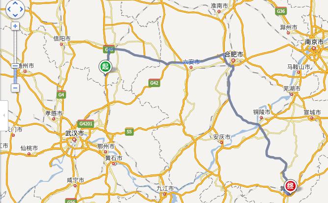 新县到黄山旅游路线