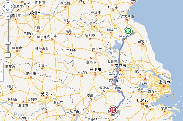 涟水五岛湖公园地图
