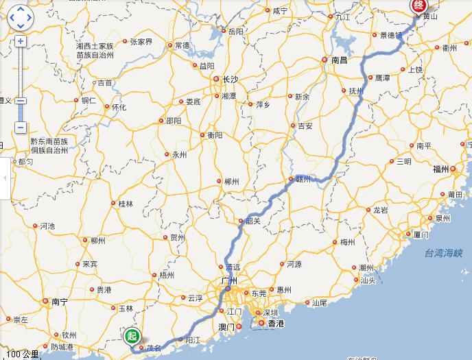 化州地图高清版大图